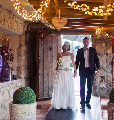 fincas para celebraciones de bodas en madrid: